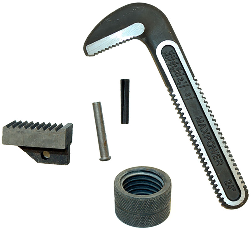 Spare Parts For Pipe Wrenches