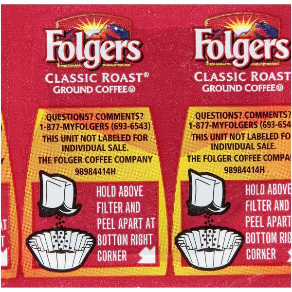 Folgers® Classic Roast Vacket Pack
